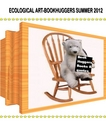 books huggers, ecological art, fifth season magazine,